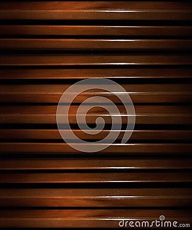 Glazed Wood Background