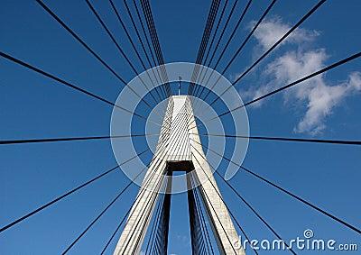 Glebe Island Bridge