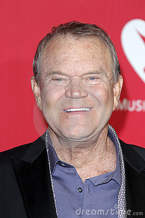 Glen Campbell Editorial Stock Image