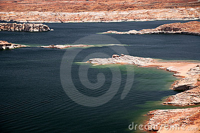 Glen Canyon National Recreation area,Lake Powell