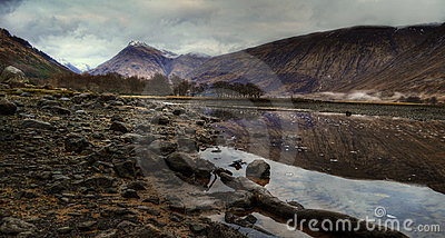 Glen and Loch Etive, Hidden Valley, Scotland