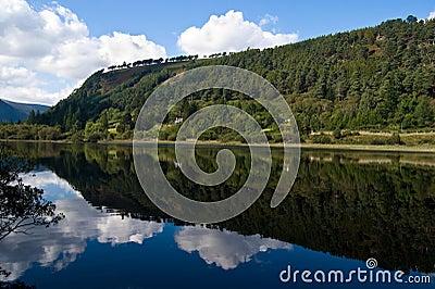 Glendalough - lower lake