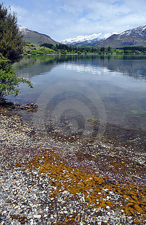 Glendhu Bay, Lake Wanaka New Zealand