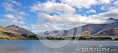 Glendhu Bay, NZ