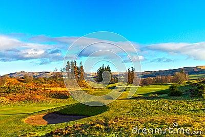 Gleneagles Golf Course