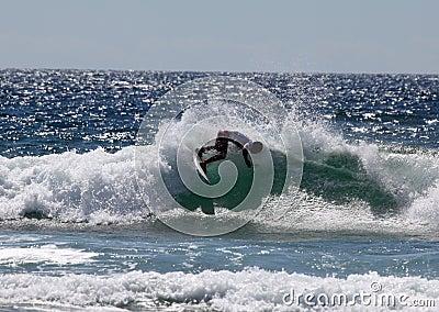 Glenn Hall - Australian Open Manly Beach Editorial Photography
