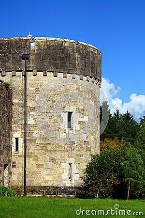 Glenstal Abbey Tower