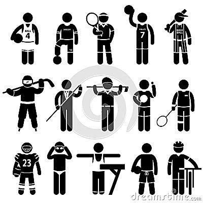 Gli abiti sportivi mettono in mostra i vestiti dell abbigliamento