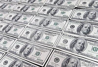 Gli Stati Uniti cento dollari