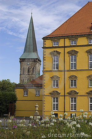 Free Glimpse Of Osnabruck Royalty Free Stock Photo - 7190275