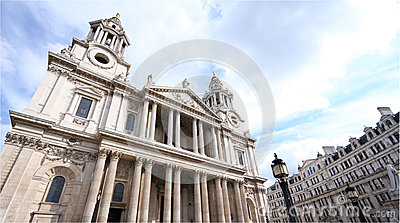 Église de rue Paul, Londres, Royaume-Uni