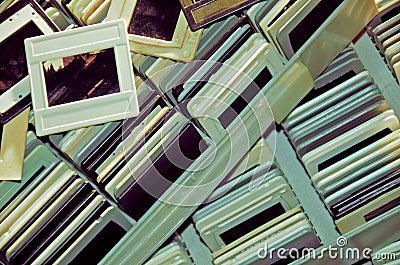 Glissières diapositive de cru