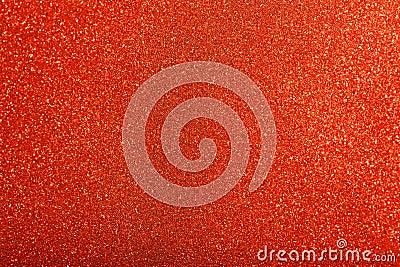 Glitter sparkles dust on background