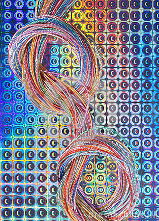 Glittering Strings