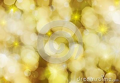 Glittery background