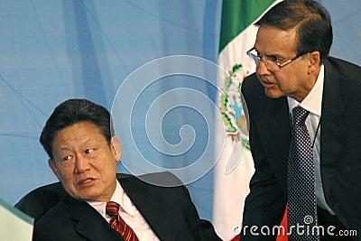 Global Alliance for development Editorial Photo