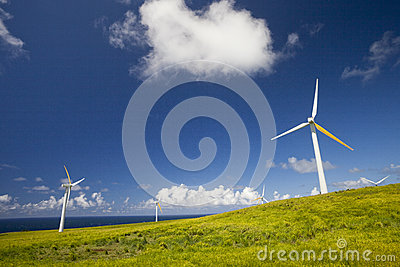 Global alternative green energy