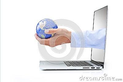 Global Computer Business Globalisation Business