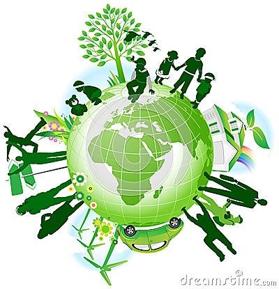 Global eco.