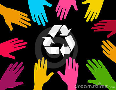 Global effort to recycle