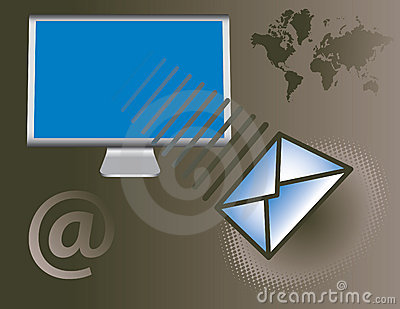 Global email service