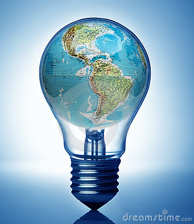 Free Global Energy Concept Royalty Free Stock Photo - 8249515