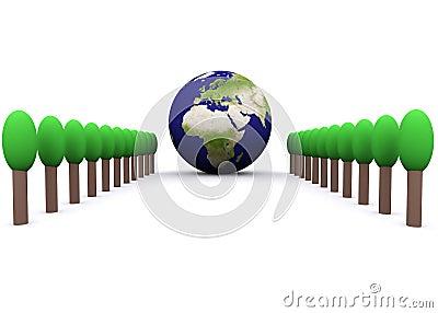 Global environment(europe)
