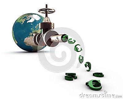 Global Euro pipeline