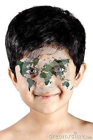 Global face