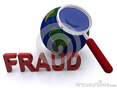 Global fraud