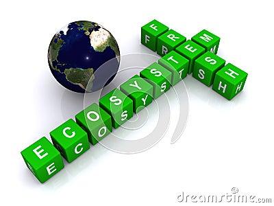 Global fresh ecosystem