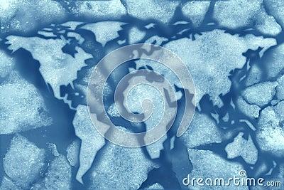 Global frysning