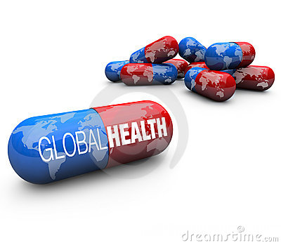 Global Health Care - Capsule Pills
