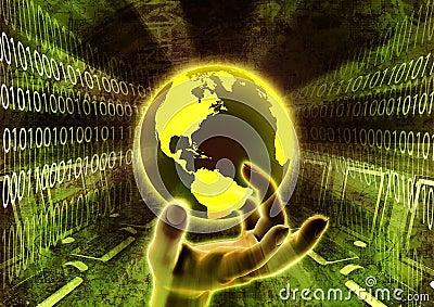 Global Information Hand