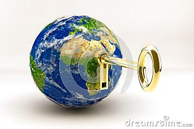 Global Key