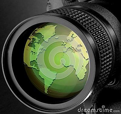 Global lense