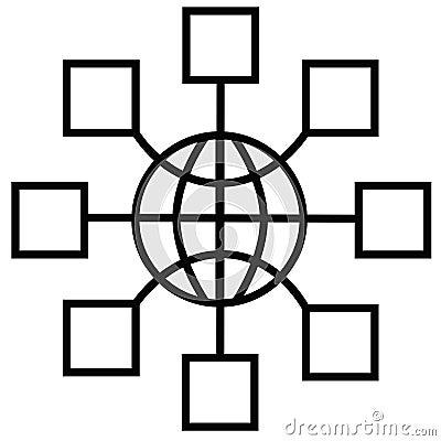 Global Network Nodes