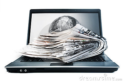 Global online newspapers