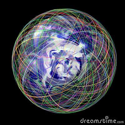 Global Orbit Bubble