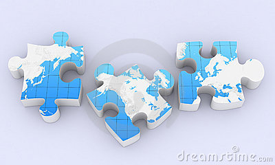 Global puzzles comunication