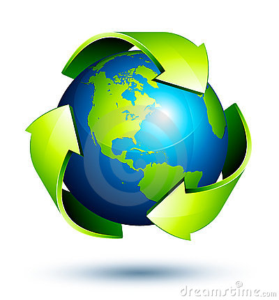 Free Global Recycling Stock Photo - 15848650