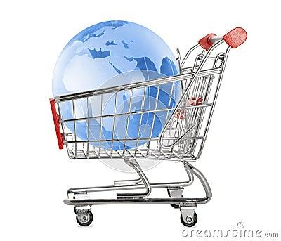 Global shopping