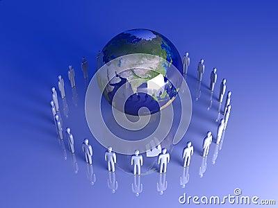 Global Team - Asia
