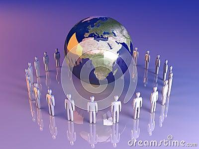Global Team - Europe, Africa
