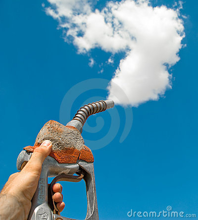 Free Global Warming Pollution From Gasoline Royalty Free Stock Images - 6221899