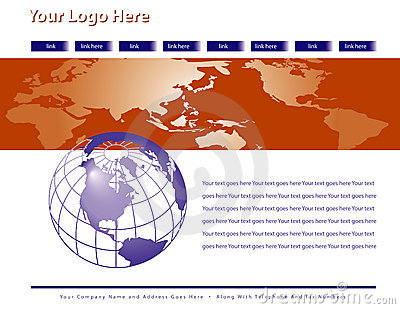 Global Web page Design