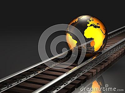 Globala järnvägar
