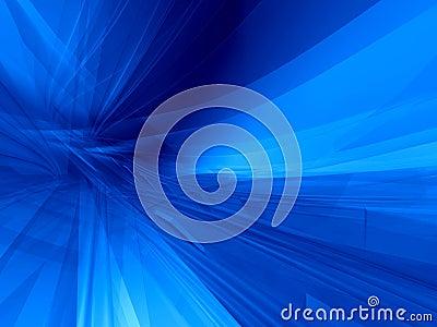 Globale blauwe achtergrond