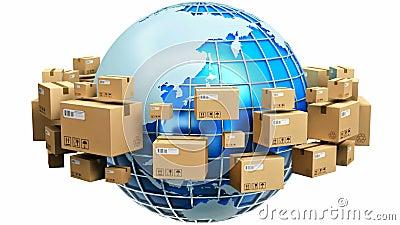 Globales Verschiffenkonzept