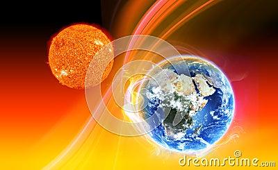 Globalny nagrzanie